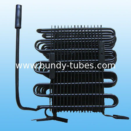 Good Plasticity Steel Wire Tube Condenser For Freezer