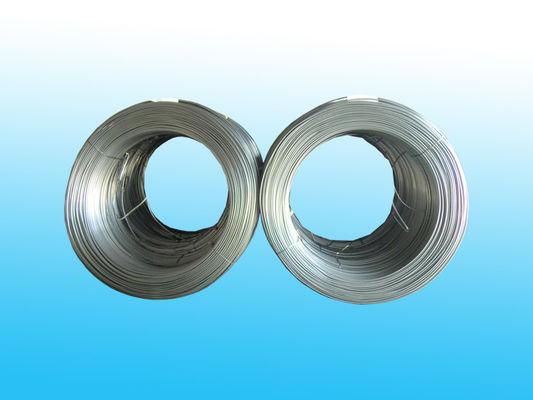 L'alta frequenza ha galvanizzato le metropolitane d'acciaio 7.94mm x 0,65 millimetri senza rivestito
