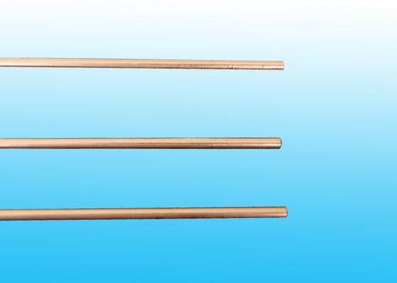 I tubi rivestiti di rame del compressore, saldatura doppia convoglia 3,6 * 0,5 millimetri